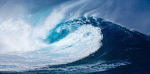 rouleau de vague